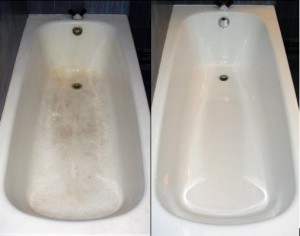 Bath Tub Re Enamelling 3