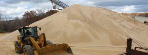 White Sand in Perth