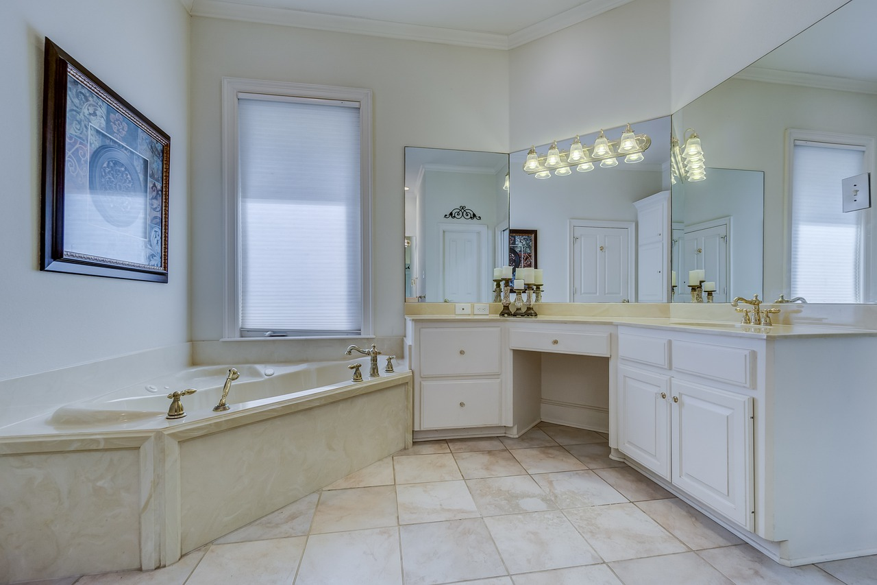 acrylic sheets as bathroom windows
